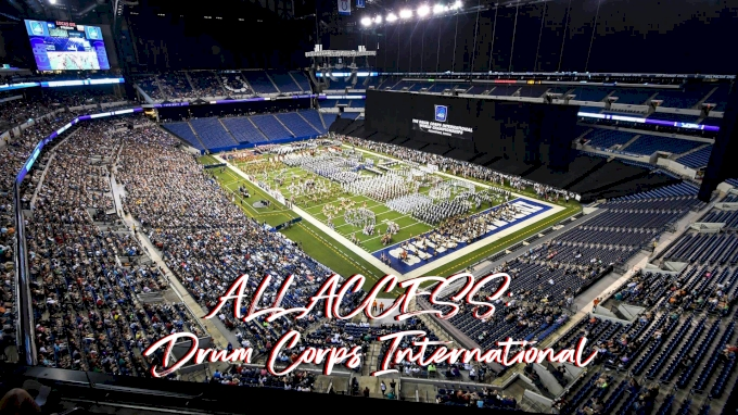 picture of ALL ACCESS: Drum Corps International (DCI)