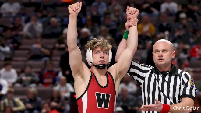 Wyatt Henson To Iowa Was Story A Long Time In the Making