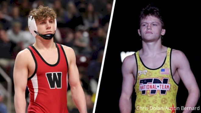 Wyatt Henson vs Cody Chittum Will Be A Brawl For The #1 Spot At 145