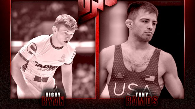 Nicky Ryan To Grapple NCAA Champion Wrestler At WNO!