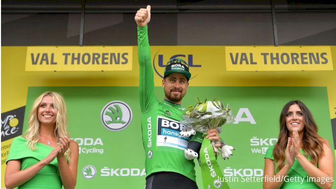 Every Tour de France Green Jersey Sprint Classification Winner