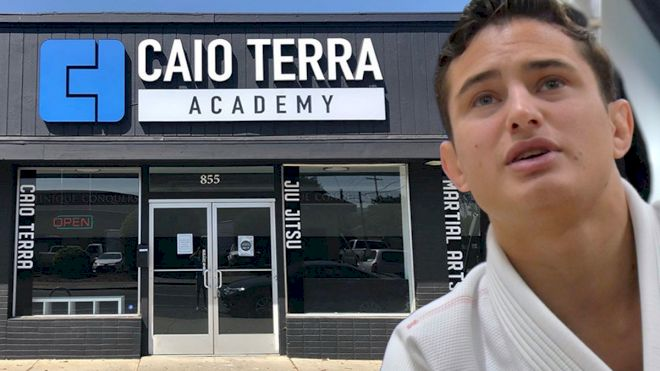 Caio Terra Closes Gym Indefinitely Due To Impact of COVID-19