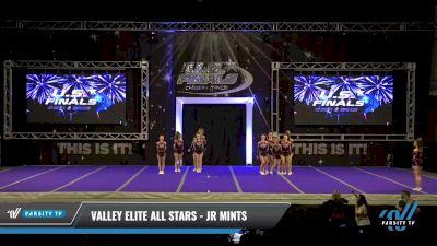 Valley Elite All Stars - JR MINTS [2021 L2 Junior - D2 - Small - A Day 2] 2021 The U.S. Finals: Ocean City