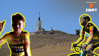 Iconic Climb: Riding Ventoux With Sepp Kuss