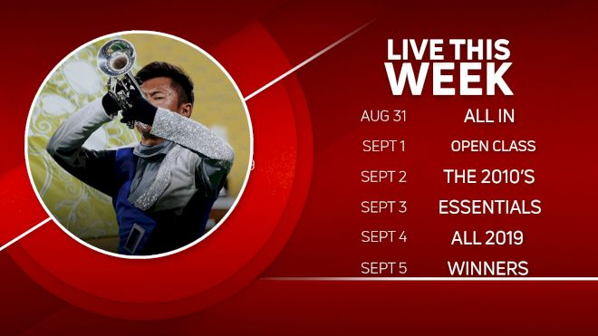 This Week On FloMarching Radio: Aug 31-Sep 6