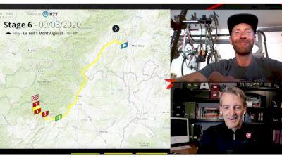 2020 Tour de France Stage 6 Watch Party With Svein Tuft & Alex Stieda (Worldwide)