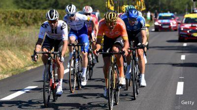 How Hard Is It To Make A Tour de France Breakaway?