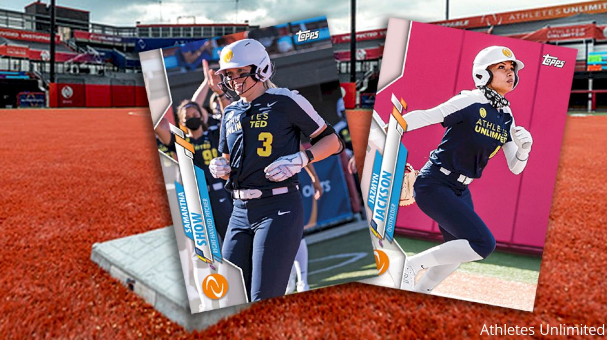 Topps Athletes Unlimited