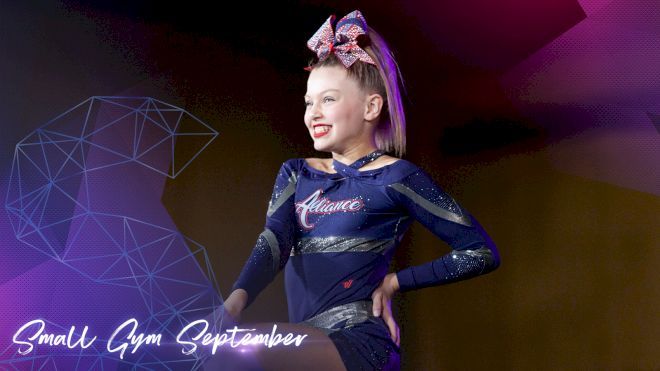 Catching Up With 2019 Small Gym September Winner, Alliance Cheer Elite