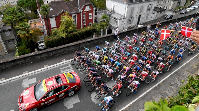 Watch In Canada: Tour de France Stage 9