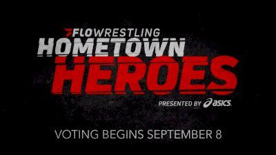 Hometown Heroes - Voting Starts September 8