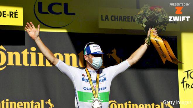 Ireland's Sam Bennett In The Green After Maiden Tour de France Win