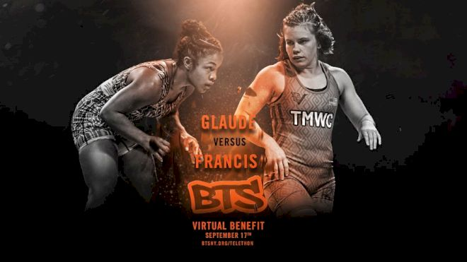 Alexandria Glaude vs Victoria Francis Set For Beat The Streets On Sept 17
