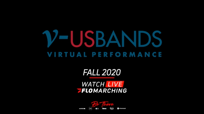 picture of 2020 v-USBands Virtual Performances