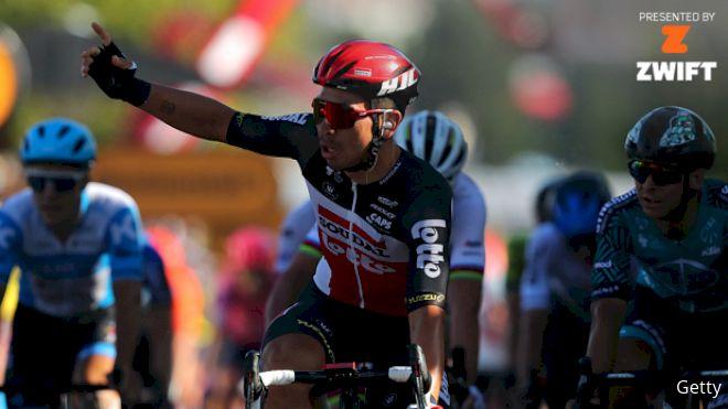 Recap: Australian Caleb Ewan Wins Tour de France 11th Stage