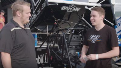 Christopher Bell Hoping To Best Larson In Night One At Port