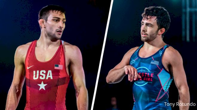 What's Changed & What Hasn't Since Arujau And Mueller Wrestled In 2017