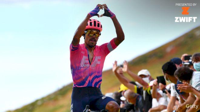 Recap: Roglic Tightens Grip On Tour As Martinez Wins Mountain Struggle