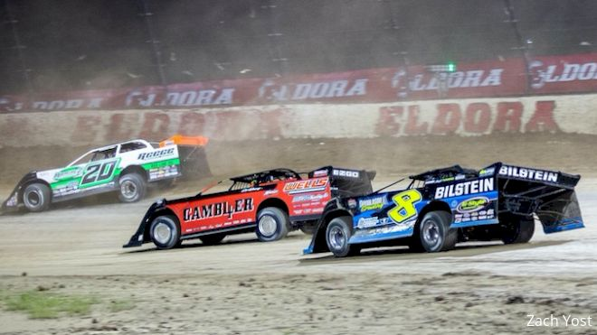 How to Watch: 2021 Late Model Lidlifter at Eldora Speedway