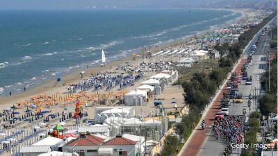 Replay: Tirreno Adriatico Stage 6