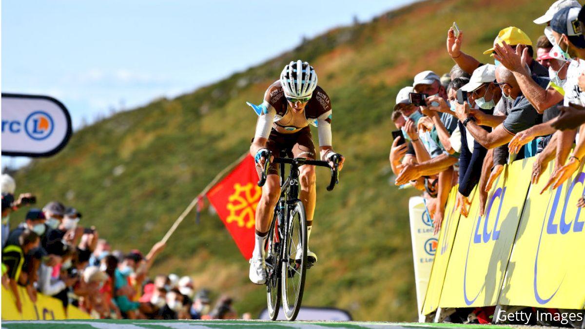 Romain Bardet stage 13