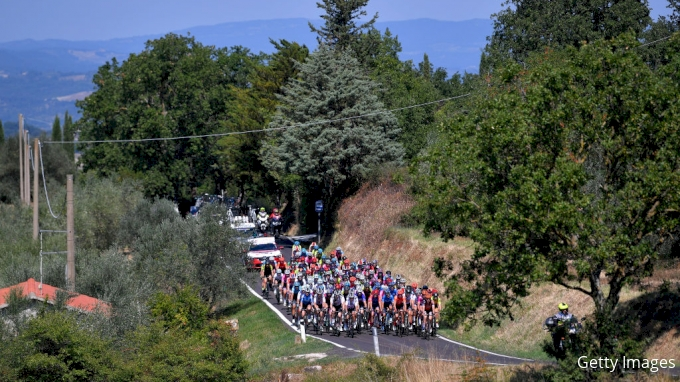 Replay: Giro Rosa Stage 2