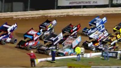 Feature Replay | Tuscarora 50 at Port Royal Speedway
