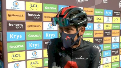 Pre-Stage: Egan Bernal Stage 15 (SPANISH)