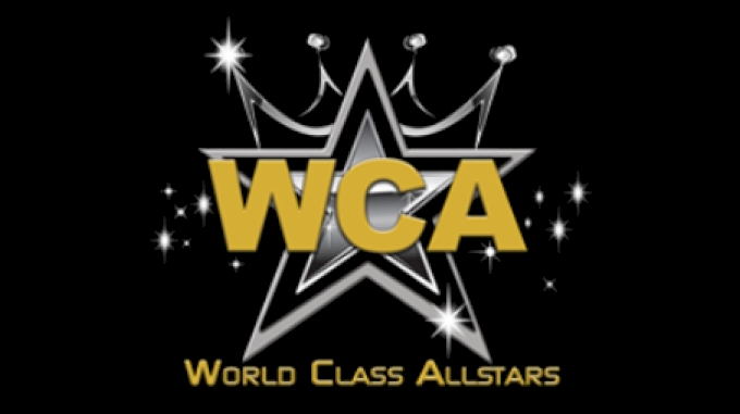 picture of 2020 Small Gym September: World Class Allstars