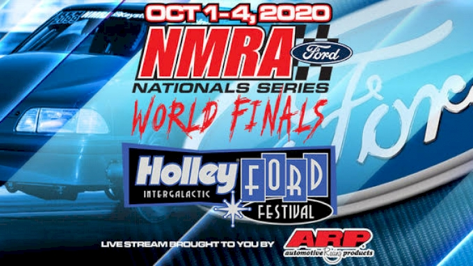 picture of 2020 NMRA All-Ford World Finals