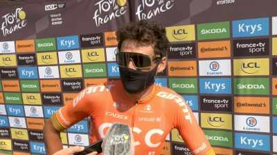 Greg Van Avermaet: 'I've Never Won A Stage in The Final Week'