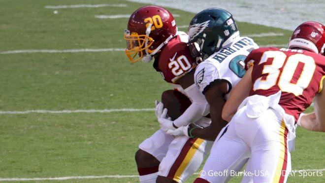 Jimmy Moreland's Big Day Headlines CAA's List Of Top NFL Week 1 Performers