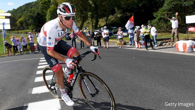 David de la Cruz Vuelta a Espana 2020
