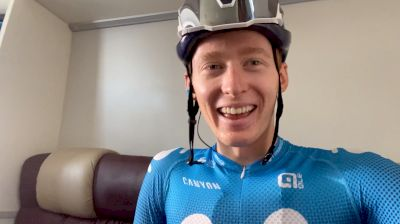 All Access: Matteo Jorgenson Defends Movistar's KOM Jersey At Tirreno-Adriatico