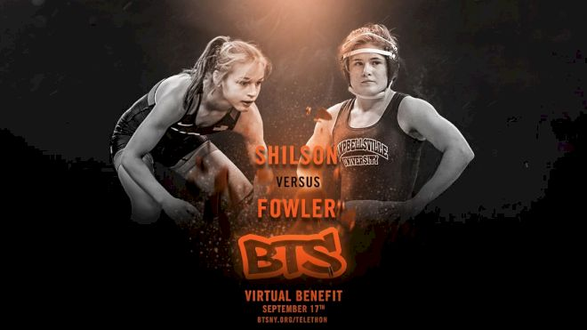 Charlotte Fowler Steps Up vs Emily Shilson At Beat The Streets