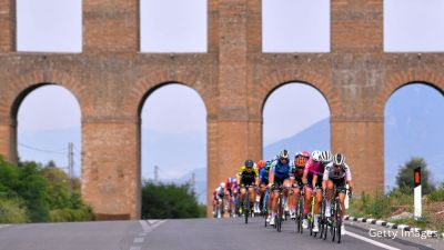 Replay: Giro Rosa Stage 7