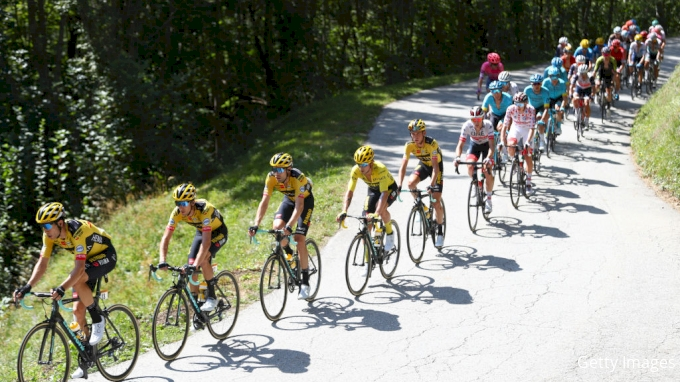 picture of 2021 Tour de France Replays
