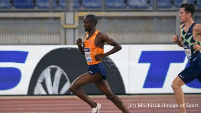 Jacob Kiplimo Continues Meteoric Rise With Defeat Of Ingebrigtsen In Rome 3k