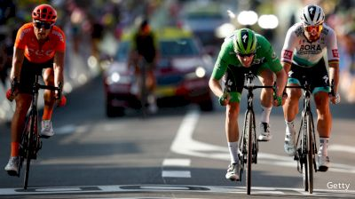 Finish Line Report: The Green Jersey Losers