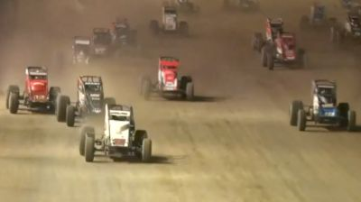 Highlights   USAC Sprints at Terre Haute