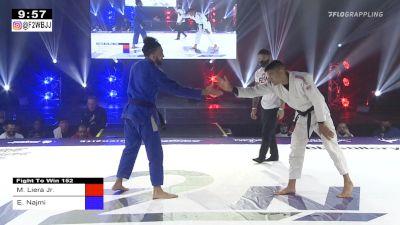Michael Liera Jr vs Edwin Najmi Fight to Win 152
