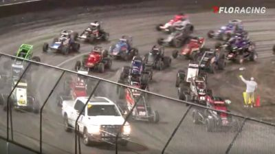 Feature Replay | USAC Sprints at Haubstadt