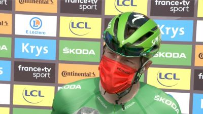 Sam Bennett: 'The Green Jersey First'