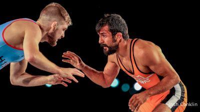 61 kg Joe Colon vs Seth Gross