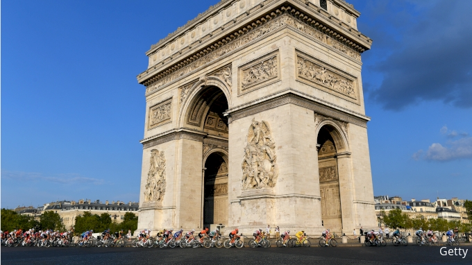 Watch In Canada: Tour de France Stage 21