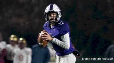 REPLAY: North Forsyth Too Much For Hapeville Charter
