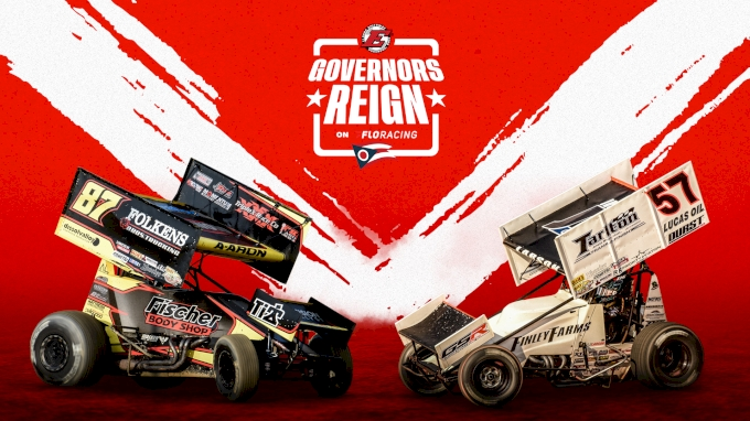 picture of 2020 Governors Reign All-Star Sprint Cars at Eldora Speedway