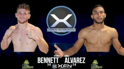 145 Championship: Ethan Bennett vs Angel Alvarez