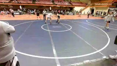 220 lbs Rr Rnd 5 - Charlie Desmarais, Darkhorse vs Hesston Hinebauch, Darkhorse