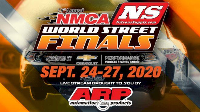 How to Watch: 2020 NMCA World Street Finals